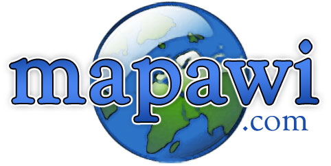 MAPAWI : Search zip codes, GPS coordinates and cities informations